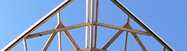timber roof trusses